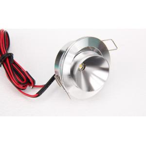 T-LED Nábytkové LED svietidlo 80° Farba svetla: Studená biela 10603