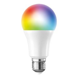 Solight RGBW LED Smart Wifi žiarovka 10W E27 WZ531