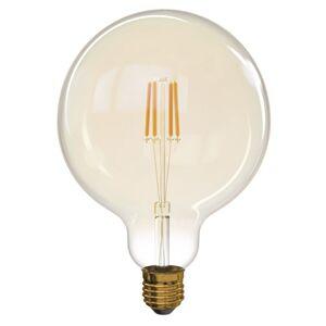 T-LED LED žiarovka Filament 4W E27 guľatá Z74303