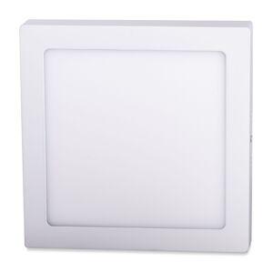 Ecolite Biely prisadený LED panel hranatý 300 x 300mm 25W Farba svetla: Denná biela LED-CSQ-25W/4100
