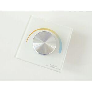 T-LED Nástenný Ovládač dimLED CCT Farba:: biela 069118