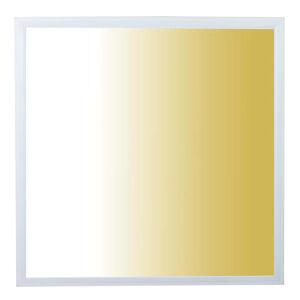 Ecolite Biely podhľadový LED panel 600 x 600mm 40W CCT s DO